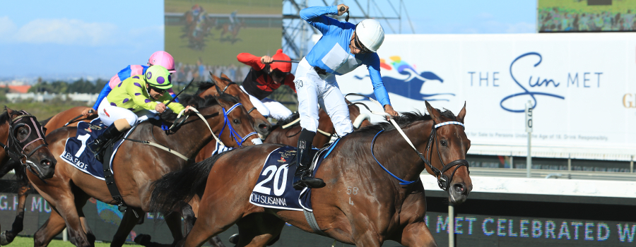Favorites Struggle At Durbanville
