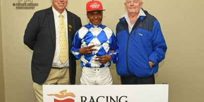 R9 Alan Greeff Charles Ndlovu Stream of Kindness- 5 August 2019-Fairview Racecourse-1-PHP_4313