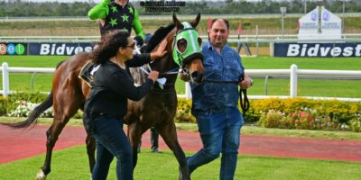 Fairview Racecourse - R7 Five Star Racing Collen Storey The Greek Soldier01 November 2019-1-PHP_6479