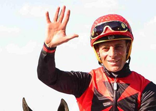 Gavin Lerena takes five