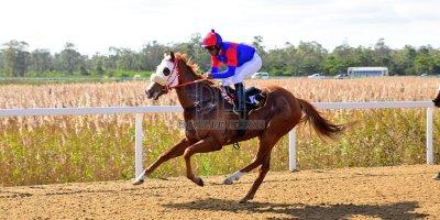 R1 Sharon Kotzen Louie Mxothwa Princess Blitz- 17 May 2019-Fairview Racecourse-PHP_9903