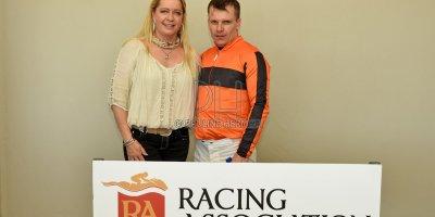 R1 Yvette Bremner Wayne Agrella Snorok- 11 May 2019-Fairview Racecourse-PHP_8958