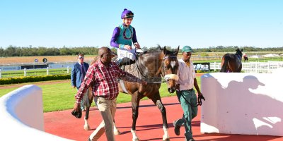 R6 Andre Nel Bernard Fayd'Herbe Percival- 11 May 2019-Fairview Racecourse-PHP_9299