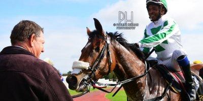 R1 Alan Greeff Charles Ndlovu Tibetan Sunrise- 12 July 2019-Fairview Racecourse-1-PHP_9730
