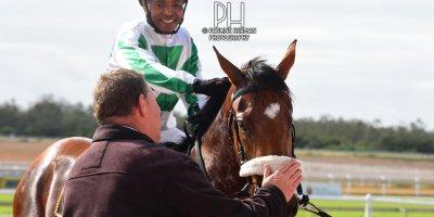 R1 Alan Greeff Charles Ndlovu Tibetan Sunrise- 12 July 2019-Fairview Racecourse-1-PHP_9736