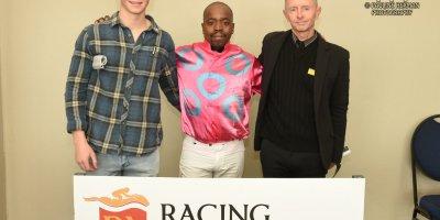 R1 Gavin Smith Sandile Khathi Sir Caleb- 5 July 2019-Fairview Racecourse-1-PHP_8373