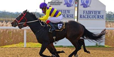 R2 Sharon Kotzen Louie Mxothwa Scarborough Fair- 21 June 2019-Fairview Racecourse-1-PHP_7253