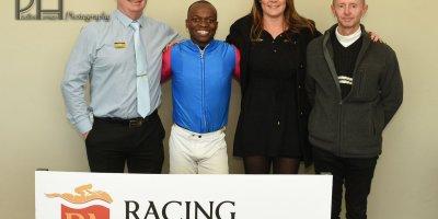 R5 Gavin Smith Julius Mphanya Born A Bully- 7 June 2019-Fairview Racecourse-1-PHP_5012
