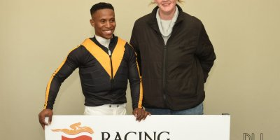 R5 Sharon Kotzen Louie Mxothwa Finley Hill- 5 July 2019-Fairview Racecourse-1-PHP_8573