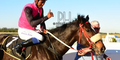 R8 Sharon Kotzen Charles Ndlovu Just My Style- 14 June 2019-Fairview Racecourse-1-PHP_5835