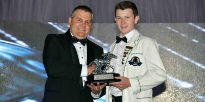 Champion Apprentice - Luke Ferraris