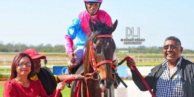 R3 Sharon Kotzen Louie Mxothwa Mistress of Means-Fairview Racecourse-23 August 20191-PHP_5788
