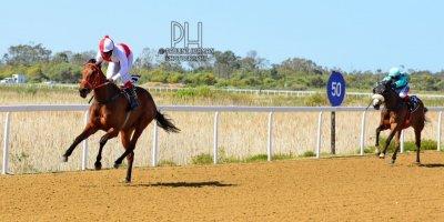 R3 Sharon Kotzen Louie Mxothwa Wylie's Flame-Fairview Racecourse-13 September 20191-PHP_8518