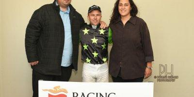 R5 Five Star Racing MJ Byleveld Captain's Vista-Fairview Racecourse-6 September 20191-PHP_8077