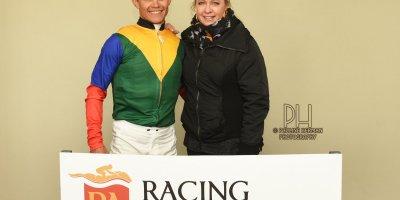 R5 Yvette Bremner Richard Fourie Toltec-Fairview Racecourse-13 September 20191-PHP_8678