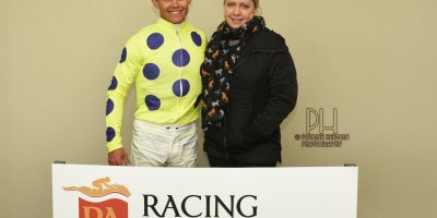 R7 Yvette Bremner Richard Fourie Sir Frenchie-Fairview Racecourse-13 September 20191-PHP_8777