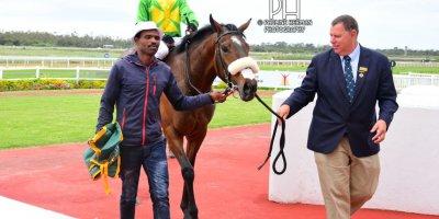 R3 Alan Greeff Greg Cheyne Princess Kalisi-Fairview Racecourse-25 October 20191-PHP_4619