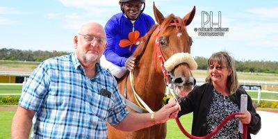 R5 Sharon Kotzen Julius Mphanya Home Ruler-Fairview Racecourse-11 October 20191-PHP_3247