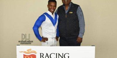R6 Sharon Kotzen Louie Mxothwa Seeking Wisdom-Fairview Racecourse-28 FEB 2020-1-PHP_5961
