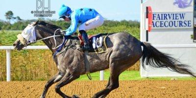 R8 Gavin Smith Marco van Rensburg Viva Le Bleu-Fairview Racecourse-11 FEB 2020-1-PHP_3858